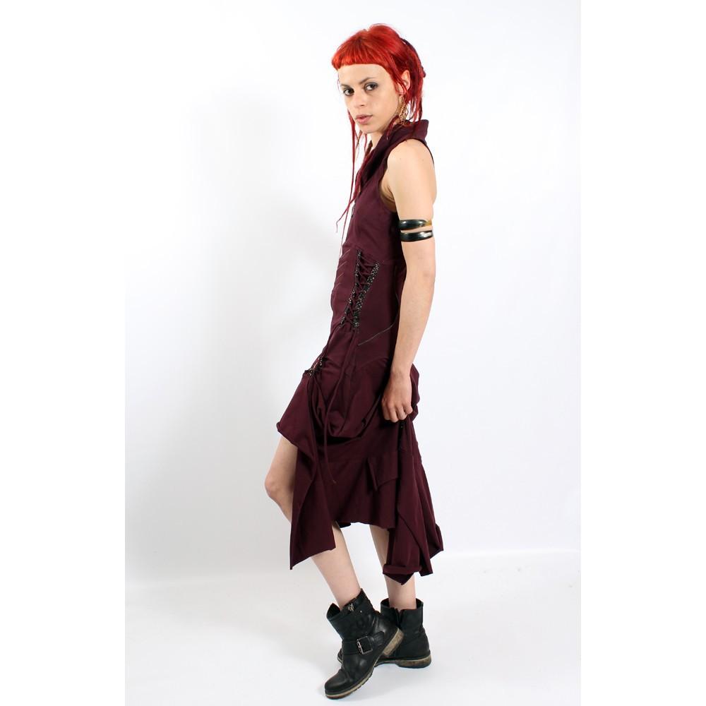 "Robe fairy floss \\\""steam goth\\\"", prune"