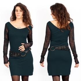 Robe manches longues \