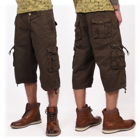 "Short ""Bayok\"", Marron"