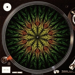 Slipmats Flower