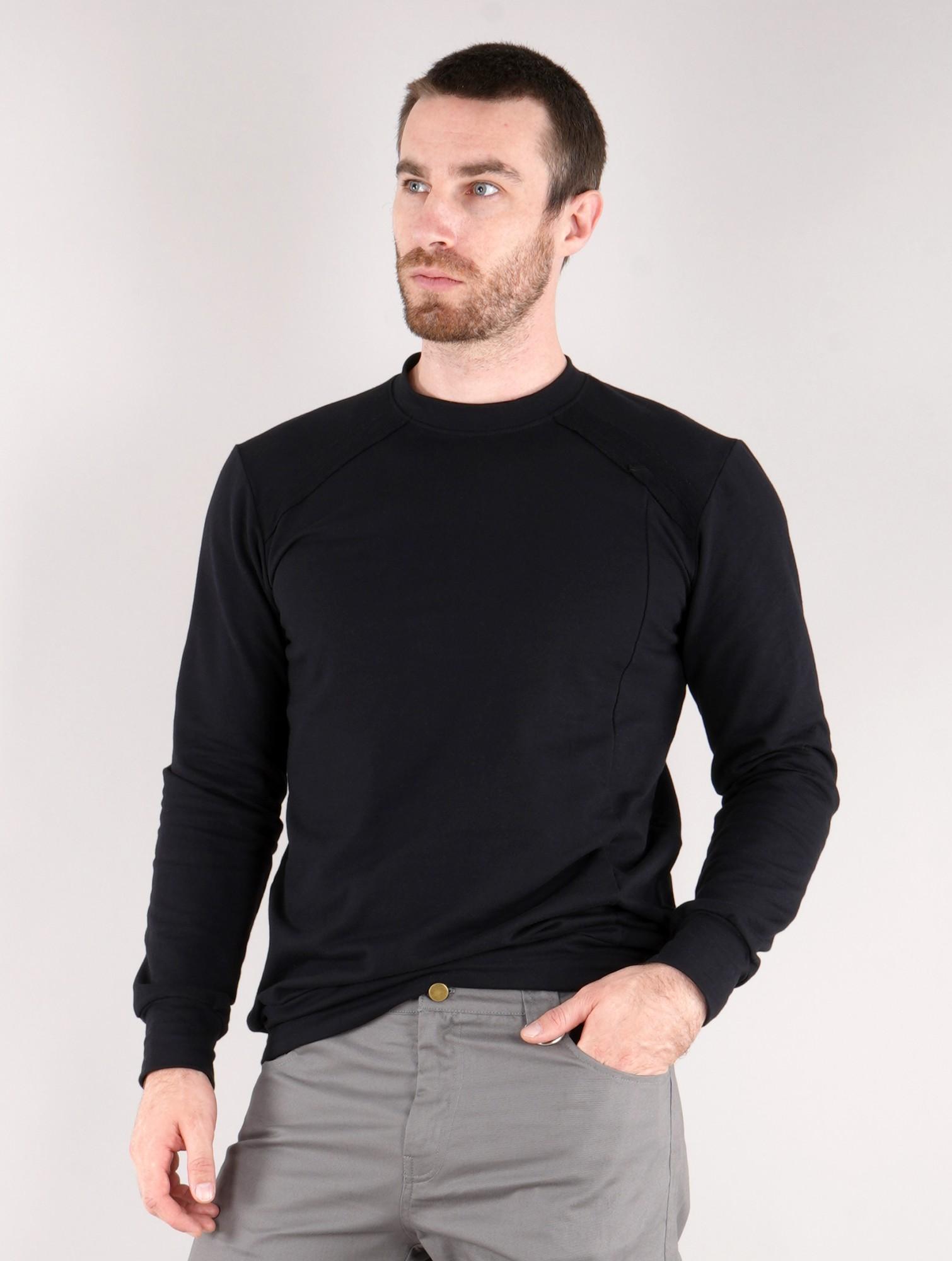 """Sweat-shirt \""""Felagund\"""", Noir"""