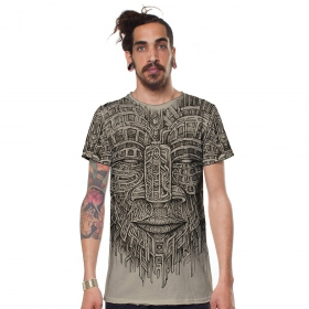 T-shirt \\\'\\\'Kadu\\\'\\\', Beige
