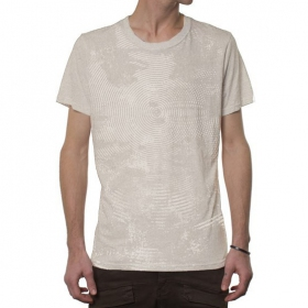 "T-shirt ""Brainer\"", Beige"