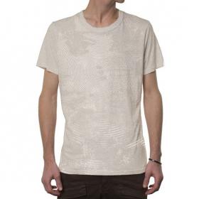 """T-shirt \""""Brainer\"""", Beige"""