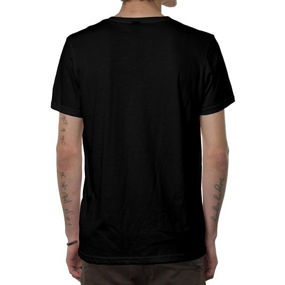 "T-shirt ""Brainer\"", Noir"