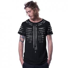 """T-shirt \""""Desert Rider\"""", Noir"""