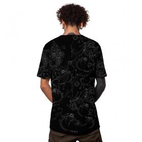 "T-shirt \""Dragonit\"", Noir"