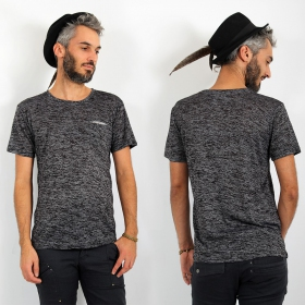 """T-shirt \""""Erawan\"""", Gris foncé"""