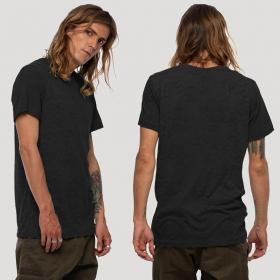 "T-shirt \""F.O.L\"", Noir"