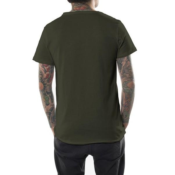 """T-shirt \""""Leta\"""", Kaki"""