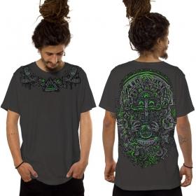 """T-shirt \""""Magi\"""", Gris foncé"""