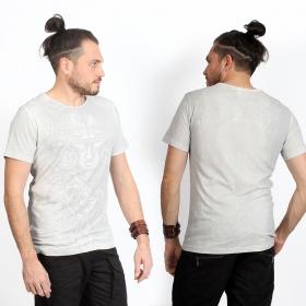 """T-shirt \""""Maya\"""", Blanc cassé"""