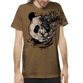 "T-shirt \\\""Miha\\\"", Moka"