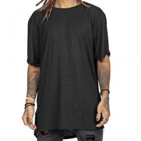 """T-shirt \""""Noah\"""", Noir"""