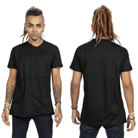 """T-shirt \""""Odin\"""", Noir"""