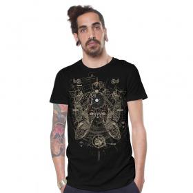 """T-shirt \\\""""Savitar\\\"""", Noir"""