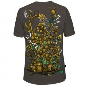 "T-shirt \\\""sound garden\\\"""