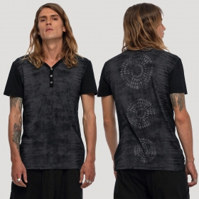"T-shirt \""Subura\"", Noir"