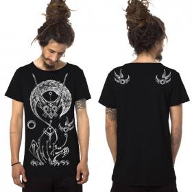 """T-shirt \""""Taliz\"""", Noir"""