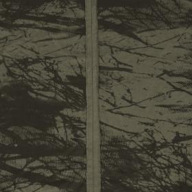 """T-shirt \""""Treeping\"""", Vert kaki et noir"""