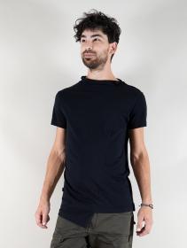 """T-shirt \""""Tulle\"""", Noir"""