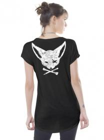 "T-shirt \""Twizy\"", Noir"