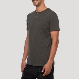 """T-shirt \""""Yang\"""", Kaki"""