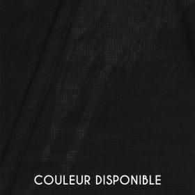 """T-shirt à boutons """"Uneven"""", Noir"""