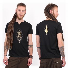 T-shirt col V \