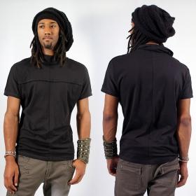 """T-shirt Psylo \""""Baggy\"""", Noir"""