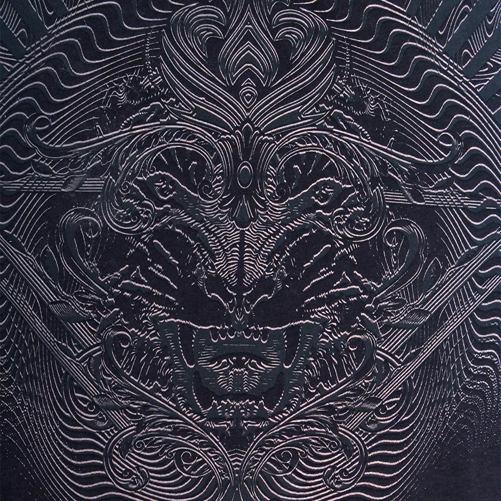 "T-shirt sans manches Psylo \""Tiger\"", Noir"