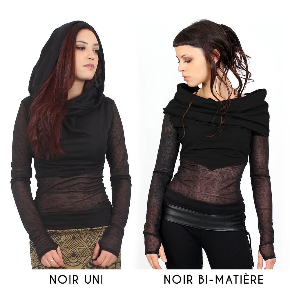 "Top ""Azmiyäa"", Noir uni"