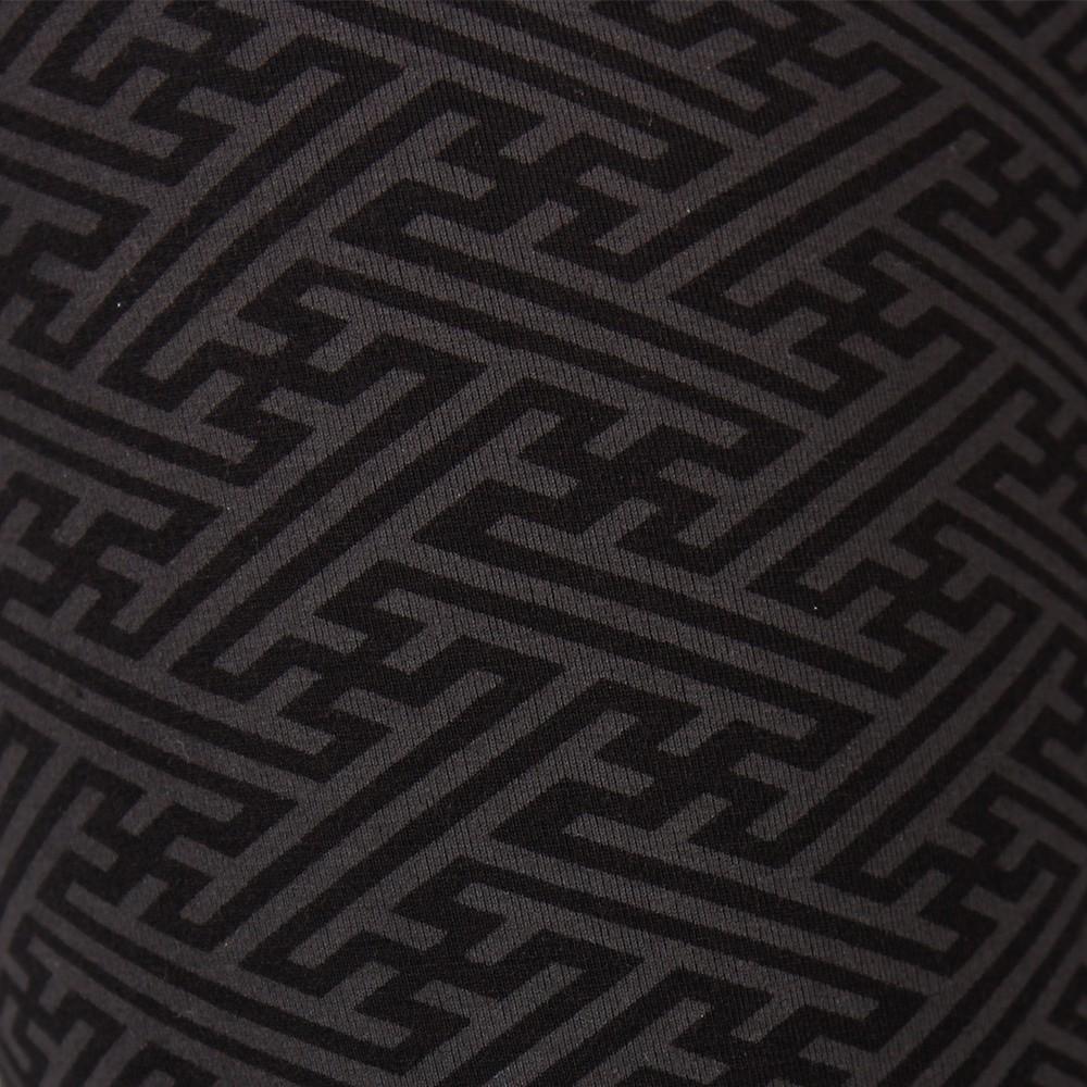 """Top \""""Sedna Swastika\"""", Noir"""
