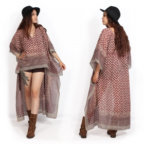 Tunique kaftan \
