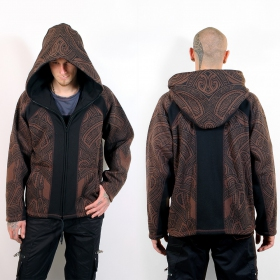 skywalker_roundhood_marron_front_back