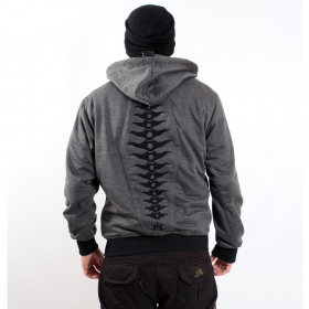 "Veste indian project \""evolution raptor\\\"", gris"