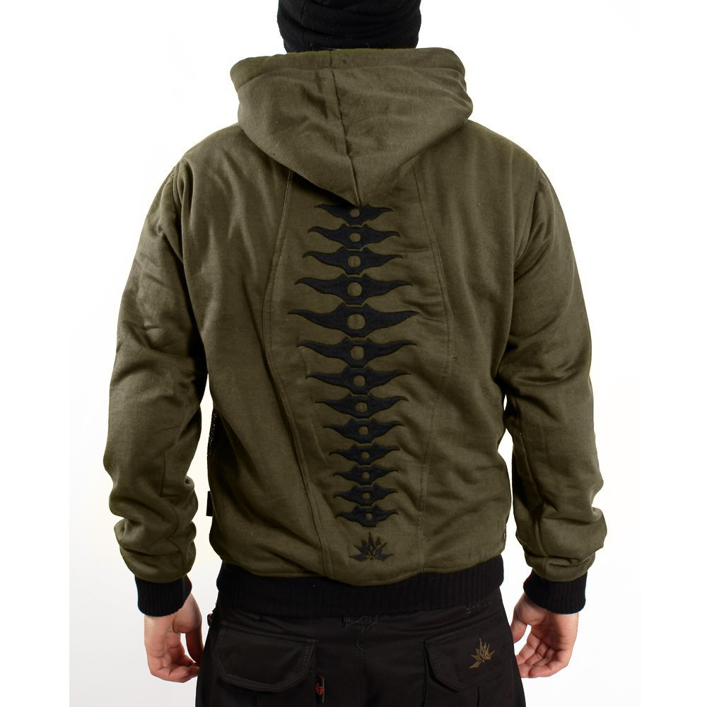 "Veste Indian Project ""Evolution Raptor\"", Kaki"