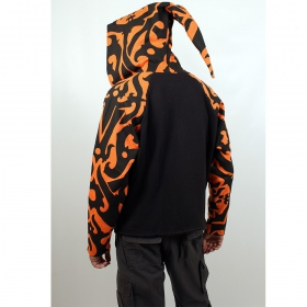 Veste lutin gado gado orange