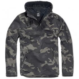Windbreaker, dark camouflage